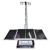 Prolectric Prolight Solar Lighting Tower 5