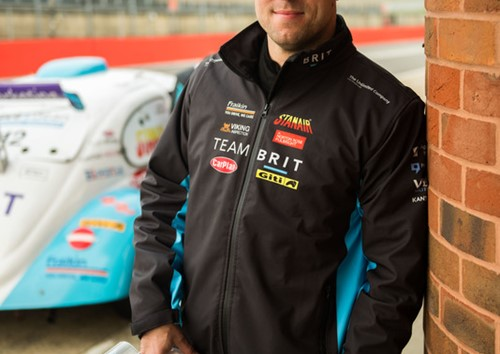 Sponsoring James Russell at TEAMBRIT Racing | Prolectric