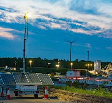 A14 Project Switches to Solar as Standard
