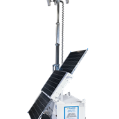 Prolectric Prorxm Solar Lighting Tower 2