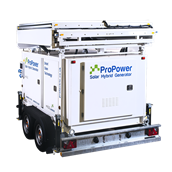 Propower Solar Hybrid Commercial Generator 4